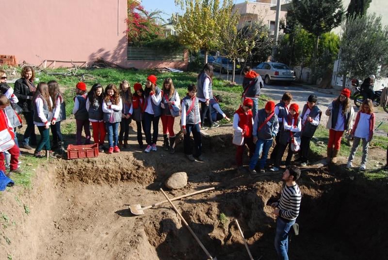 Bilgi Ağacı eğitimcileri İzmir'deydi