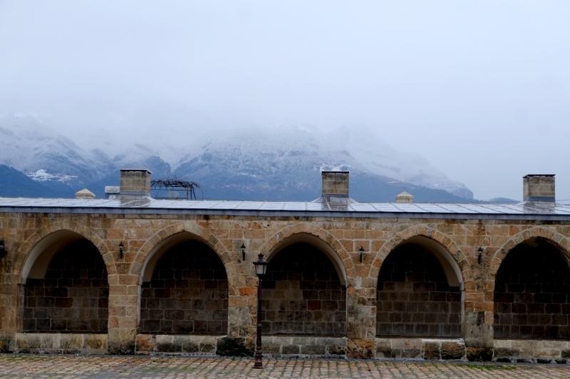 Kültürde Amanos Dağlarının izi