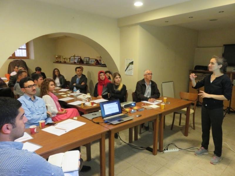 Edirne'nin alan yönetimi örneği incelendi