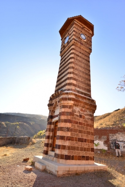 Doç. Dr. Mustafa Yılmaz / Maden Saat Kulesi