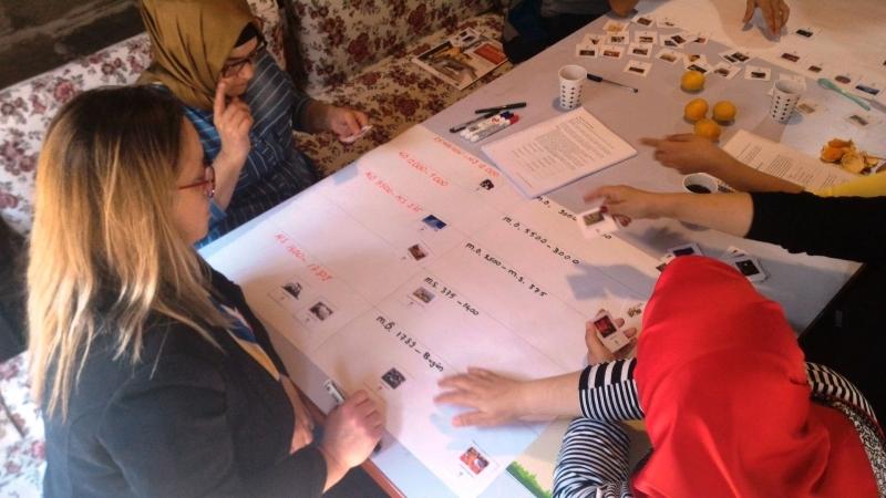 Endüstri Mirası Eğitim Programı Öğretmenlerle Buluştu