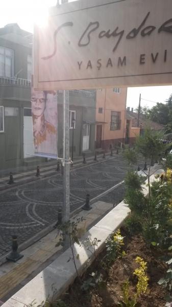 Sami Baydar Yaşam Evi açıldı