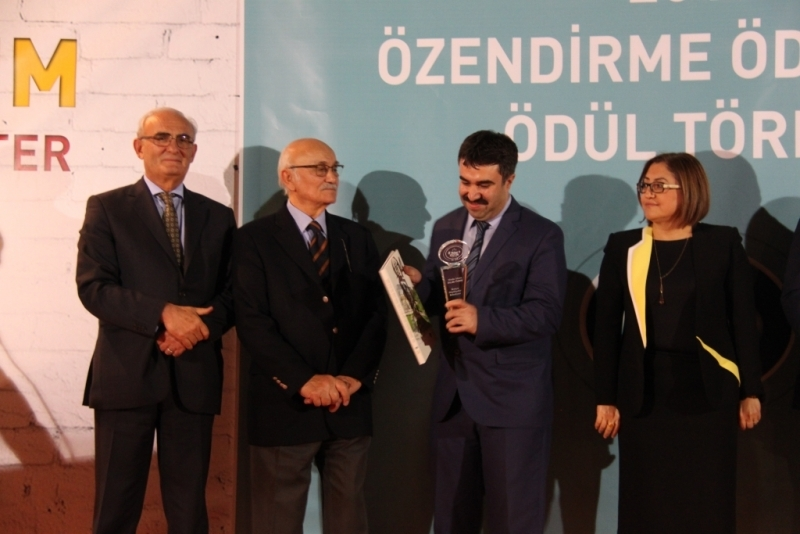 Tarihi kentler, ödüllerini YAPEX fuarında aldı