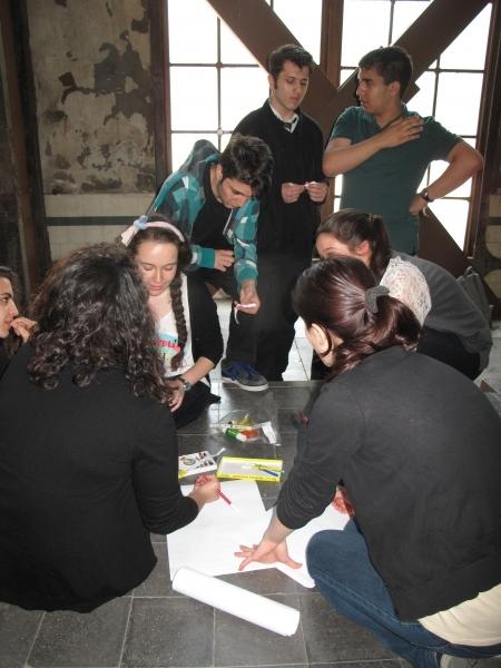 Endüstri Mirası Eğitimleri ile Santral İstanbul'u Yeniden Keşfettik