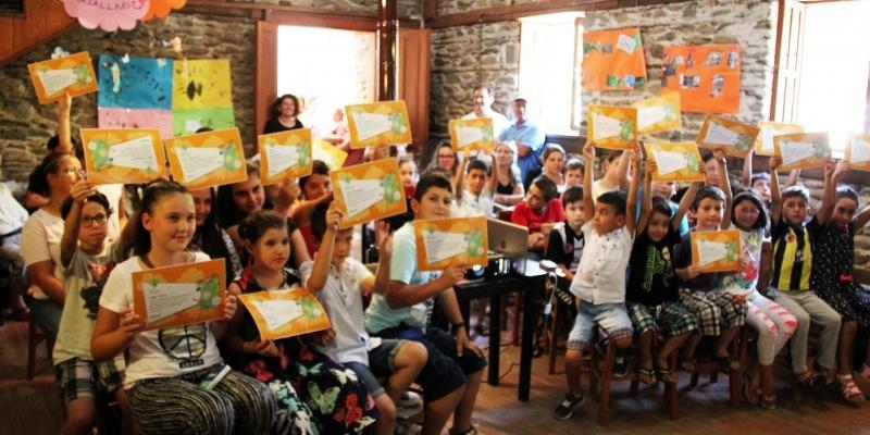 ÇEKÜL Birgi Evi Yaz Okulu kapanış etkinleri yapıldı