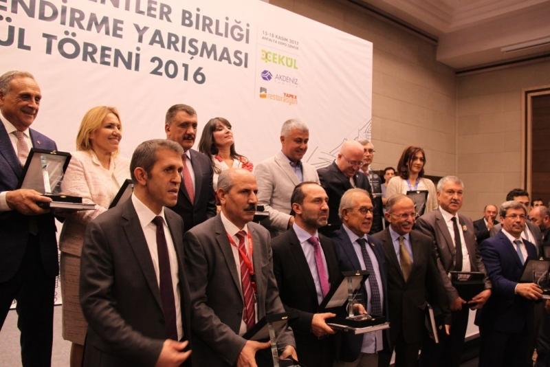 TKB Özendirme Yarışması ödülleri verildi
