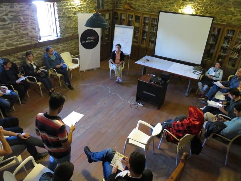 ÇEKÜL Akademi Alan Yönetimi eğitimleri devam ediyor