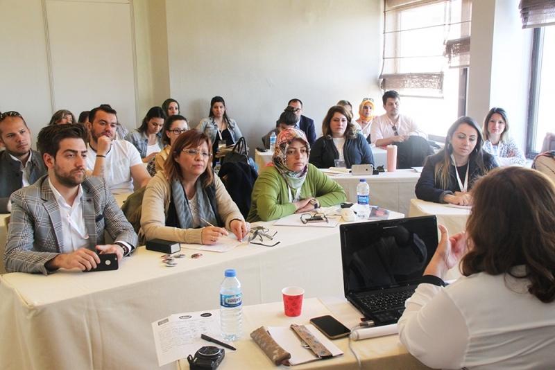 ÇEKÜL Akademi HERITAGE İSTANBUL'da