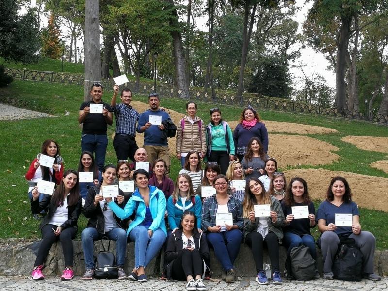 SGS Türkiye gönüllüleriyle Doğadan Öğreniyorum