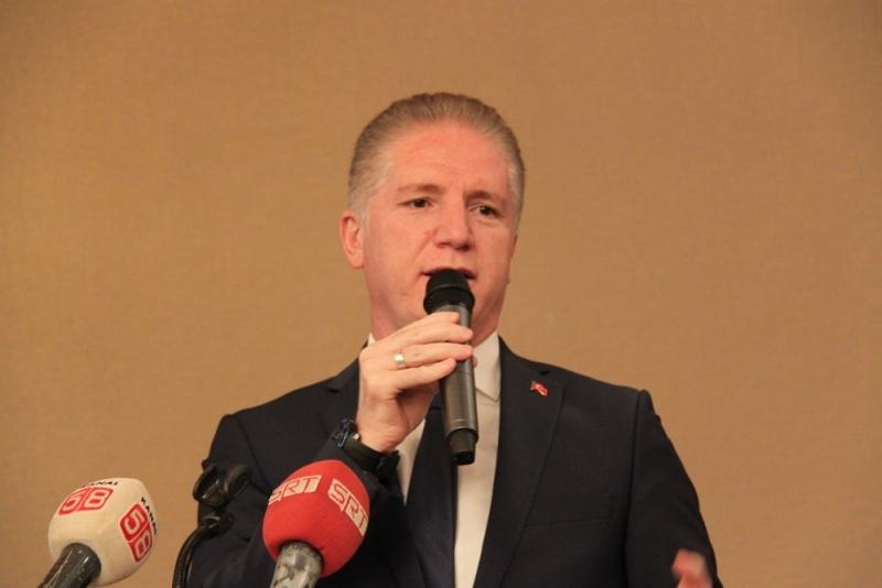 Yılın ilk buluşması Sivas'ta yapıldı