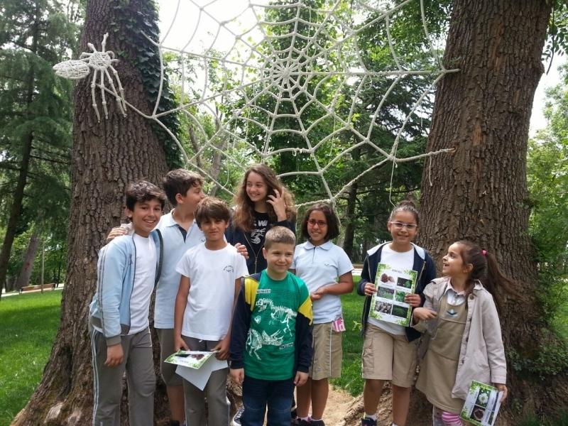 İstek Vakfı çocukları doğada keşfe çıktılar