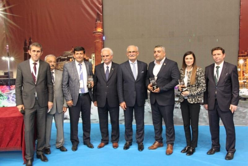Müze Özendirme Yarışması Ödül Töreni Sivas'ta yapıldı