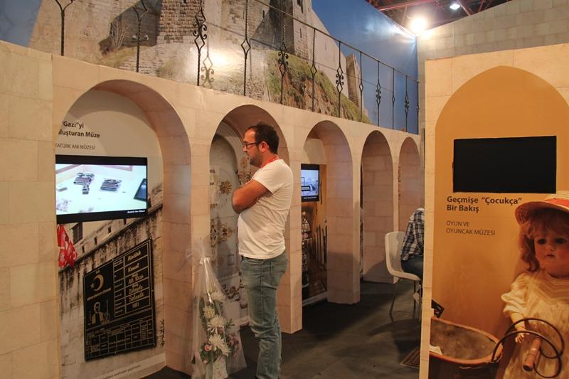 Kent Müzeleri YAPEX Fuarı'nda buluştu