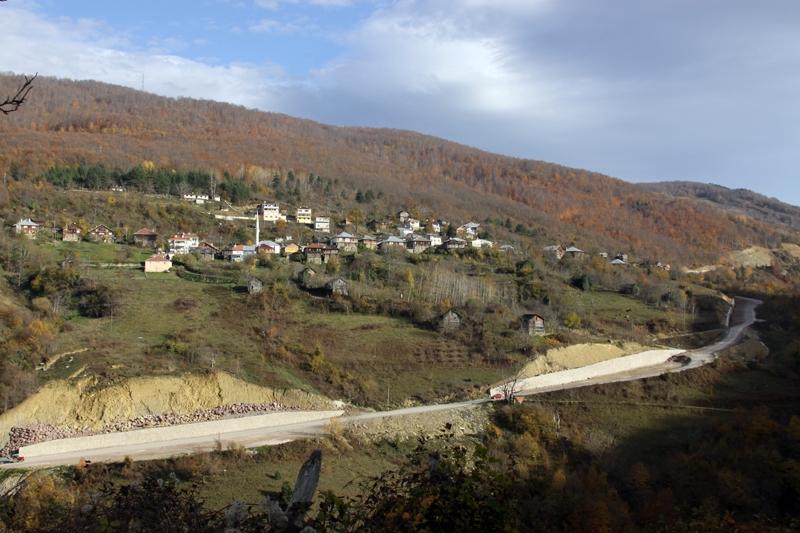 Bakırlı Zaviye köyünde hareket