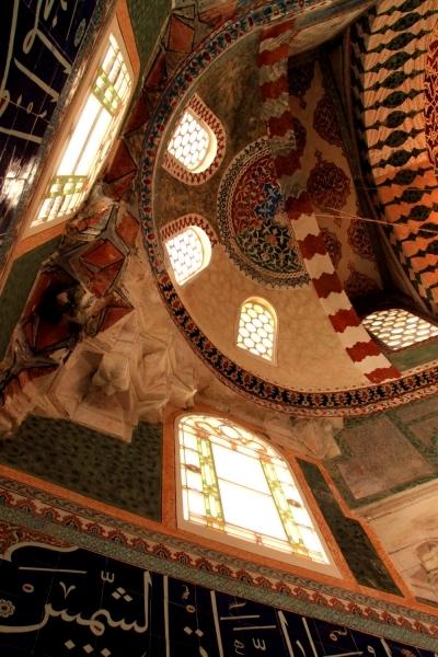 Bir sonbahar günü Sinan'ın izinde