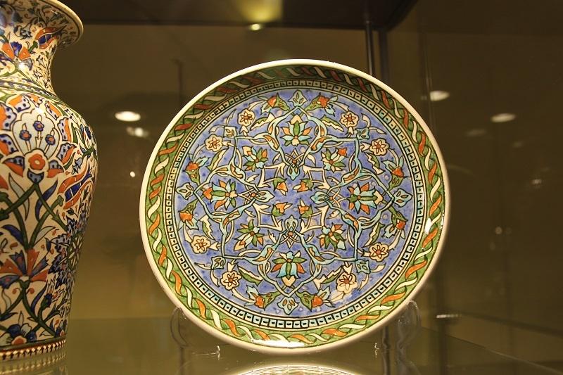 Kütahya çinisi UNESCO 'da