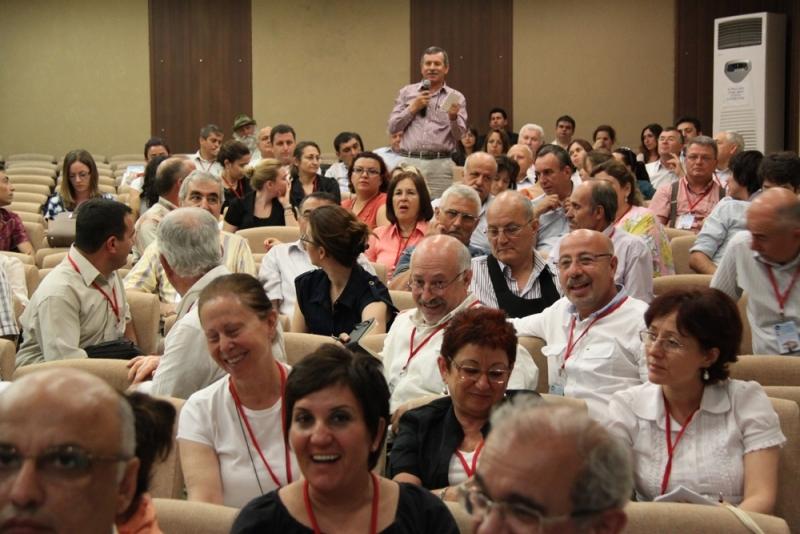 Altın Üçgen'in son toplantısı Aydın'da yapıldı