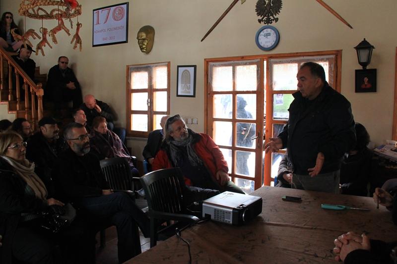 Polonezköy için köylüler ve sivil örgütler bir araya geldi