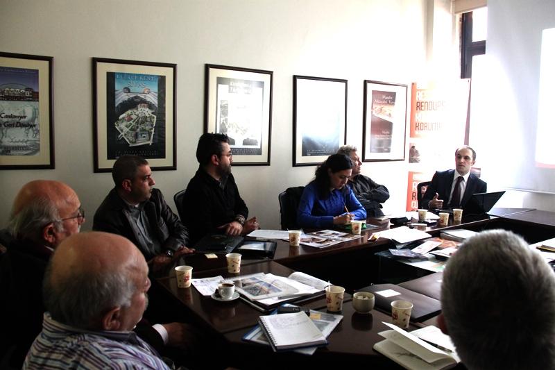 ÇEKÜL Çarşamba Kent Toplantıları