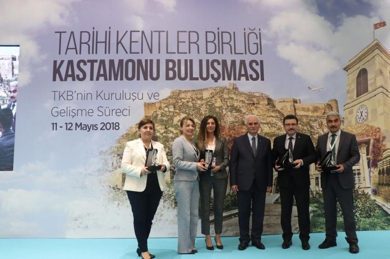 Kastamonu Tarihi Buluşmaya Ev Sahipliği Yaptı