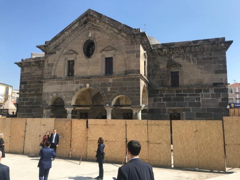 Kayseri'de Geleceğe Dönük Çalışmalar
