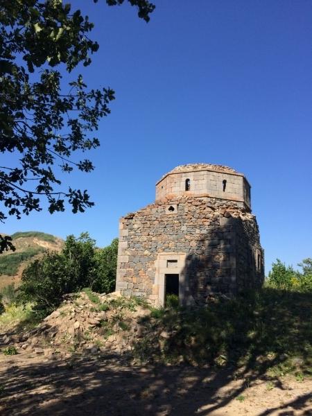 Göynük Köyü - Şapel Kalıntısı