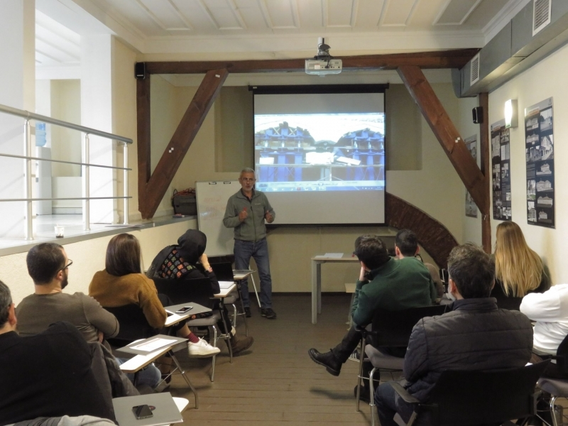 Kentsel Tasarım Rehberleri Akademi Gündeminde