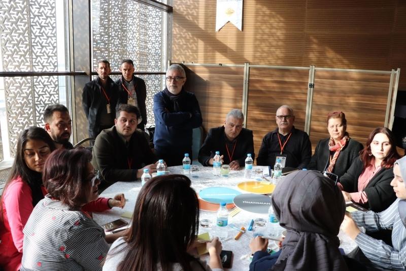 Konya TKB Çalıştayına Ev Sahipliği Yaptı