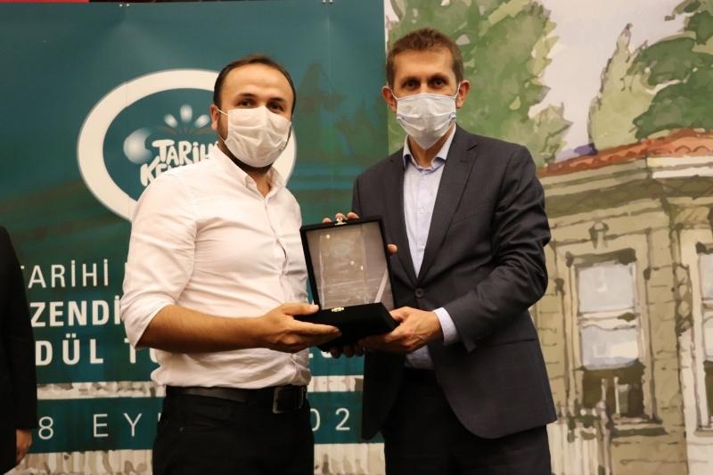 Koruma Özendirme Yarışmasında Büyük Ödül Manavgat'ın