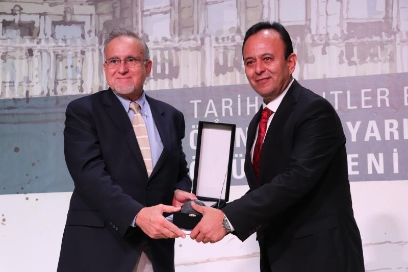Kültürel Mirası Koruma Yarışması Ödül Töreni YAPEX Fuarında Yapıldı