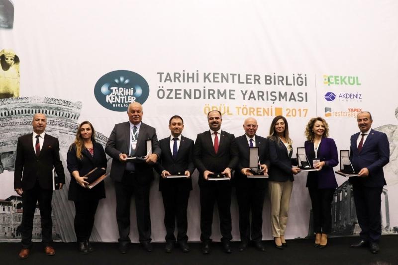 Özendirme Yarışması Ödül Töreni Coşkuyla Yapıldı