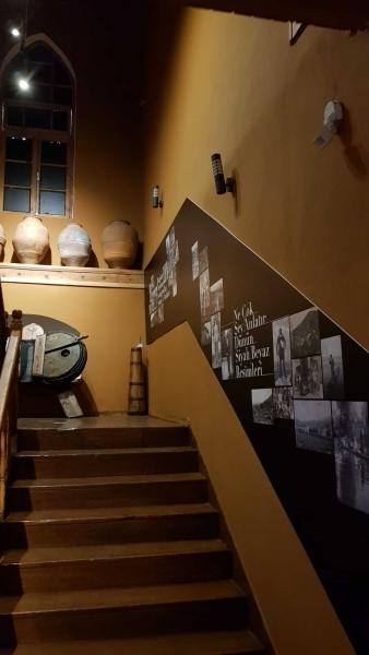 Simav Kent Müzesinin kapıları ziyaretçilere açıldı