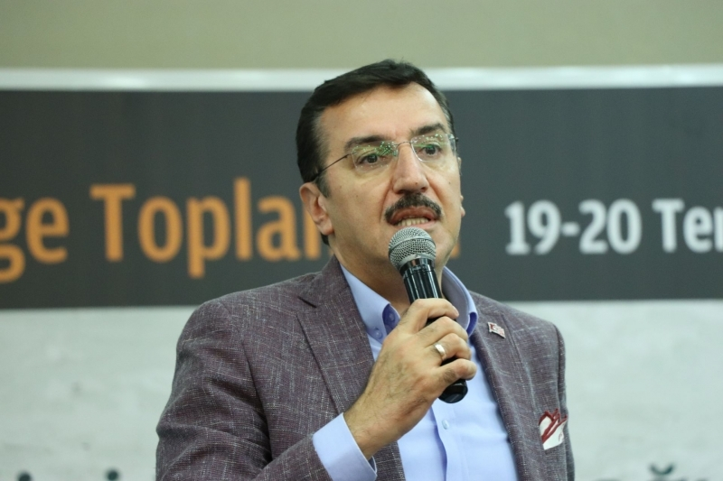 Tarihi Kentler Birliği Malatya Bölge Toplantısında Buluştu