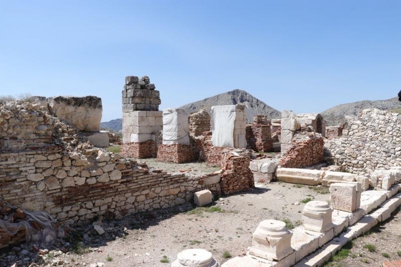 Tarihi Kentler Göller Bölgesi Kavşağı Burdur'da Buluştu