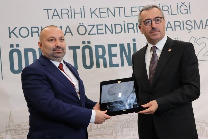TKB Koruma Özendirme Yarışması Ödül Töreni Yapex Fuarında Yapıldı