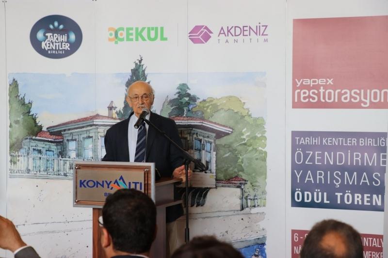 """YAPEX Fuarı  """"Kentsel Korumada Kültür Mirası"""" Temasıyla Kapılarını Açtı"""