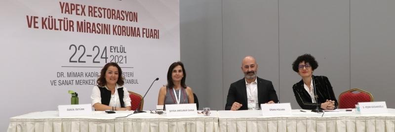 YAPEX, Tarihi Kentleri İstanbul'da Buluşturdu