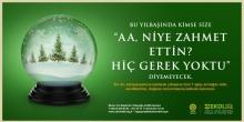 Yeni yılda doğanın korunmasına katkıda bulunun