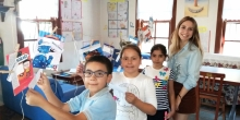 Birgi ÇEKÜL Evi Kış Okulu başladı
