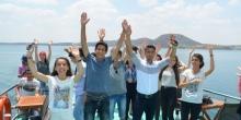 Öğrenciler kültürel miras ve koruma eğitimleriyle Gaziantep'te!